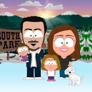 south park portrait
